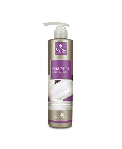 Šampūnas Pure White iš Ibanez kosmetikos 500 ml