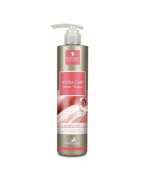 Šampūnas Hydra Care iš Ibanez kosmetikos 200 ml arba 500 ml