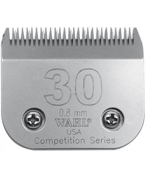 0.8 mm WAHL kirpimo mašinėlės galvutė #30