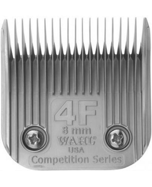 8 mm WAHL kirpimo mašinėlės galvutė #4F