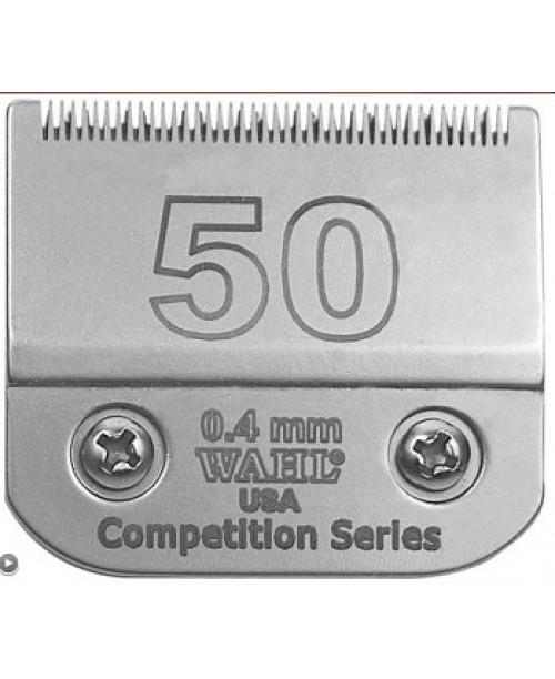 0.4 mm WAHL kirpimo mašinėlės galvutė #50