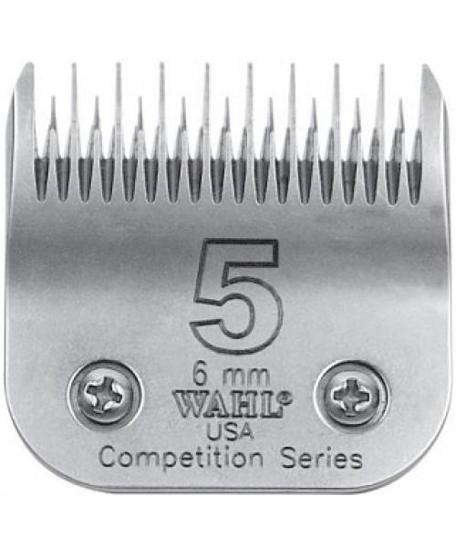 6 mm WAHL kirpimo mašinėlės galvutė #5